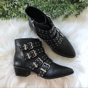 4cfabdcde9e92 Circus by Sam Edelman Shoes - Circus by Sam Edelman | Hutton Studded Ankle  Boots